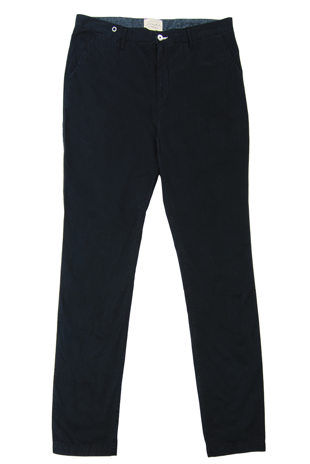 Men's Loomstate Pants in Navy, Size 38
