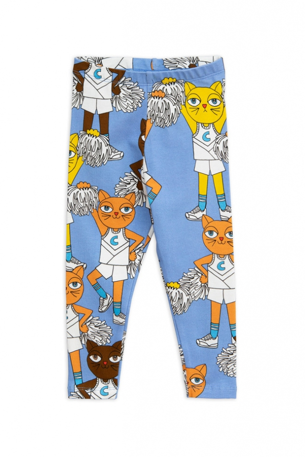 Mini Rodini Cheer Cats Legging