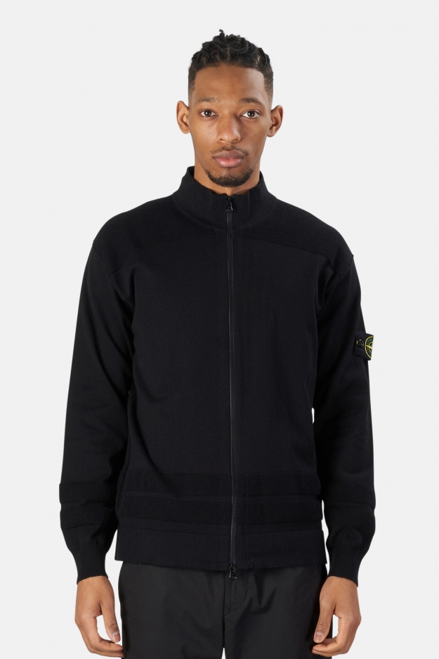 Stone Island Cotton Knit Cardigan