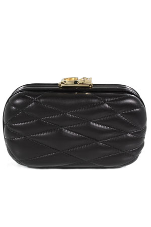 Women's Corto Moltedo Susan C Star Bag in Black