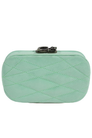 Women's Corto Moltedo Susan C Star Green Bag in Deco