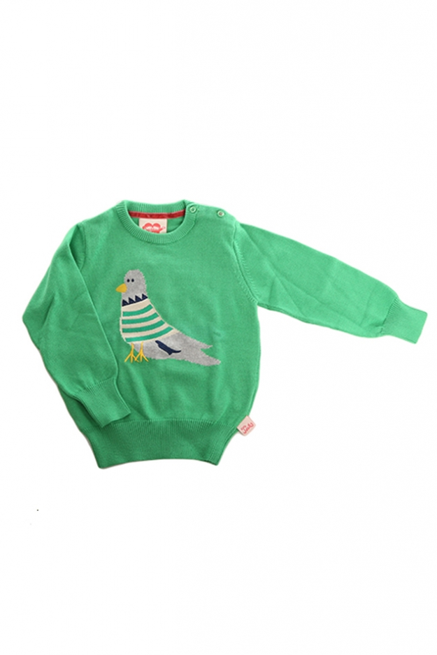 Tootsa MacGinty Downtown Pigeon Sweater