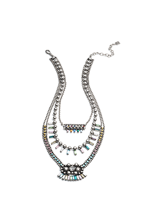 Women's Dannijo Velia Necklace