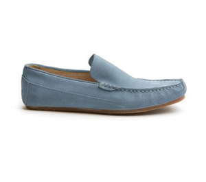 Fin's Summer Loafer blue