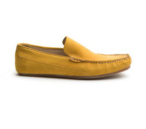 Fin's Summer Loafer Yellow