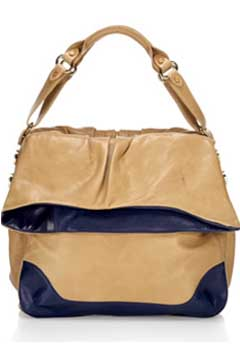 Blue&Cream: Meira Bag