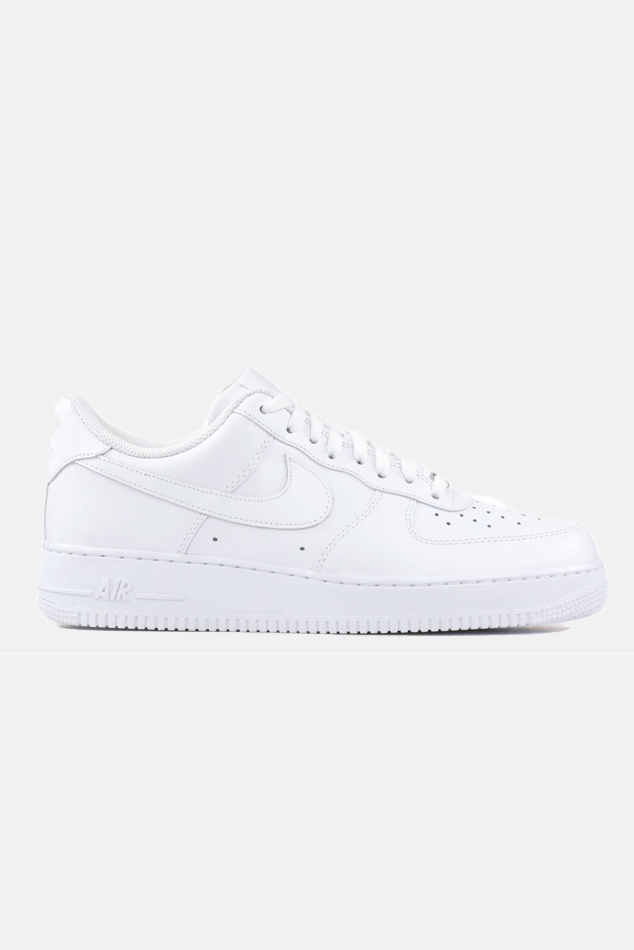 Men's Nike Air Force 1 Low '07 Shoes in White, Size 11