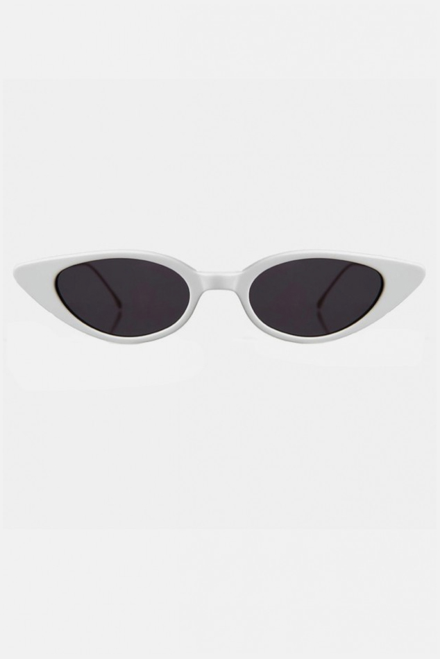 Women's Illesteva Marianne Sunglasses in White