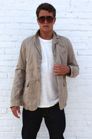 Woolrich Classic Canvas Jacket